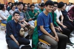 Peserta Kuliah Kewirausahaan Pemuda 2019