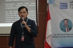 CEO TopKarir Indonesia Bayu Janitra Wirjoatmodjo