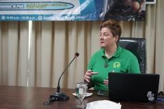 Dr. Susan M. Cheyne Peneliti dari Oxford Brookes University, UK