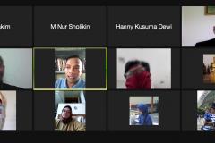 """Kuliah Umum Virtual """"Kedudukan dan Materi Muatan Peraturan Presiden Dalam Sistem Peraturan Perundang-Undangan di Indonesia"""" pada Sabtu (24/10)"""