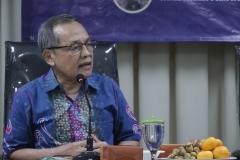 Direktur Sekolah Pascasarjana Prof. Dr. Maswadi Rauf, M.A.