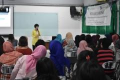 Kuliah Umum Pembahasan Bahasa Korea dalam Konteks Budaya (2)