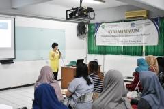 Kuliah Umum Pembahasan Bahasa Korea dalam Konteks Budaya (1)
