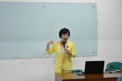 Kuliah Umum Pembahasan Bahasa Korea dalam Konteks Budaya (4)