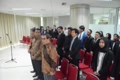 Kuliah Umum & Pembekalan Lulusan Fakultas Hukum Semester Genap 2018-2019 (2)