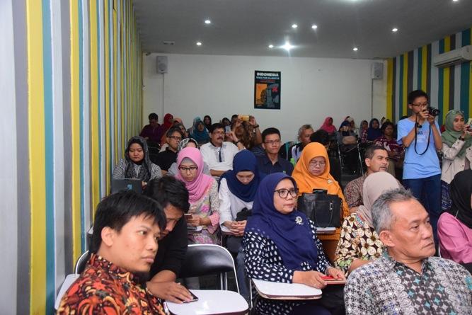 Kuliah Umum Public Lecture (Riset For Climate) di UNAS (1)