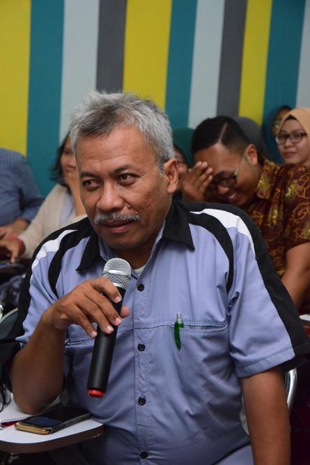 Kuliah Umum Public Lecture (Riset For Climate) di UNAS (12)