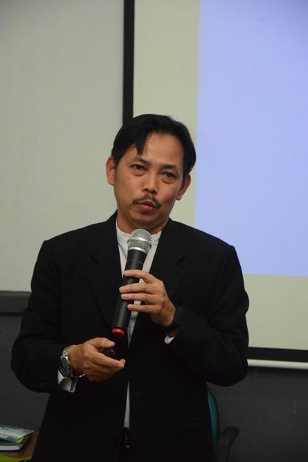 Kuliah Umum Public Lecture (Riset For Climate) di UNAS (5)