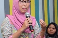 Kuliah Umum Public Lecture (Riset For Climate) di UNAS (11)