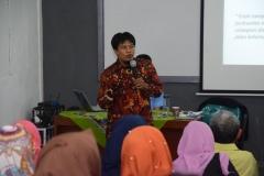 Kuliah Umum Public Lecture (Riset For Climate) di UNAS (9)