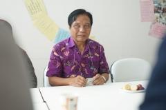 Direktur Kantor Kerjasama Internasional J. Sugarjito, Ph.D