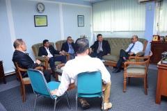 Delegasi Universitas Sultan Zainal Abidin Terengganu di Universitas Nasional