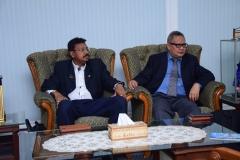 Delegasi Universitas Sultan Zainal Abidin Terengganu