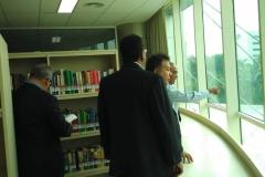 Rombongan berkunjung ke Gedung Pascasarjana Ragunan 2