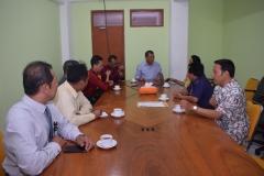 diskusi kerjasama