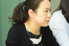 Salah satu perwakilan dari Nanjing University