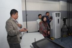 Kunjungan Rektor Unas ke Studio Edu Inkor di Bambu Kuning (3)