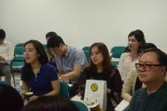 Kunjungan Seoul University ke Universitas Nasional (4)