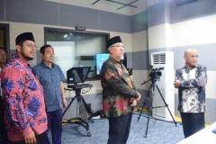 Kunjungan ke studio Edu Inkor Bambu Kuning (2)