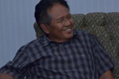 Dr. Drs. Eko Sugiyanto, M.Si (Wakil Rektor Bidang Administrasi Umum, Keuangan, dan SDM)