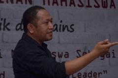 Latihan Kepemimpinan Mahasiswa FTS (2)