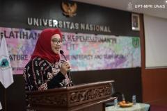Dosen Fakultas Ilmu Kesehatan Ns. Naziyah, S.Kep., M.Kep