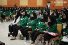 Para peserta Latihan Dasar Kepemimpina