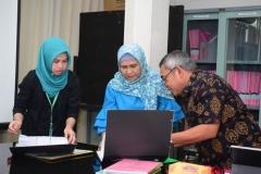 Lembaga Penelitian dan Pengabdian Kepada Masyarakat (LPPM) Menyelenggarakan Monitoring dan Evaluasi (Monev) di UNAS (10)