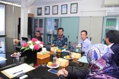 Lembaga Penelitian dan Pengabdian Kepada Masyarakat (LPPM) Menyelenggarakan Monitoring dan Evaluasi (Monev) di UNAS (2)
