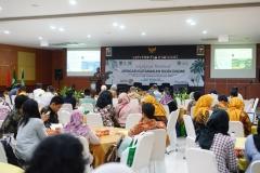 Peserta lokakarya Nasional Mengarusutamakan Bioekonomi
