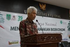 Sambutan oleh Ketua Pelaksana Prof. Dr Endang Sukara