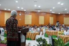 Suasana Lokakarya Nasional dengan tema Mengarusutamakan Bioekonomi