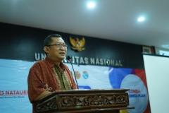 Dekan Fakultas Ekonomi dan Bisnis Dr. Suryono Efendi, SE.,MM.