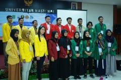 Foto bersama seluruh peserta lomba