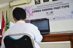 Lomba Coading Fast Type (2)