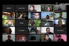 Pelatihan Dasar Komunikasi & Community Development di Jakarta, Selasa, (19/5).