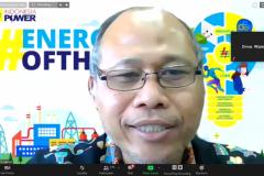 General Manager PT Indonesia Power Priok POMU Suparlan