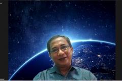 Advisory Board Indonesia Social Sustainability Forum, W. Aris Darmono selaku narasumber dalam kegiatan kajian SRoI (Social Return on Investment) : Mengkaji Dampak Program Inovasi Sosial yang diselenggarakan LPPM UNAS pada hari Kamis, 8 April 2021