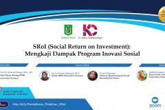 web-banKegiatan kajian SRoI (Social Return on Investment) : Mengkaji Dampak Program Inovasi Sosial yang diselenggarakan LPPM UNAS kerjasama PT. KCK pada hari Kamis, 8 April 2021ner-LPPM-8-april-2021_page-0001