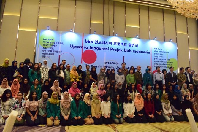 Mahasiswa, Dosen, dan Alumni UNAS Jadi Relawan Bahasa dalam Asian Games 2018 (9)