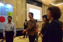 Mahasiswa, Dosen, dan Alumni UNAS Jadi Relawan Bahasa dalam Asian Games 2018 (7)