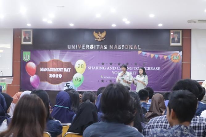 Kegiatan Management Day 2019