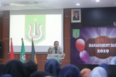 Sambutan Ketua Program Studi Managemet