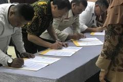 MOU Pusat Bantuan Hukum Unas & Pengadilan Negeri Jakarta Selatan (1)