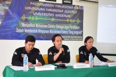 Musyawarah Mahasiswa Himpunan Mahasiswa Elektro UNAS (3)