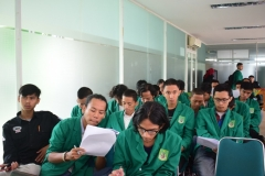 Musyawarah Mahasiswa Himpunan Mahasiswa Elektro UNAS (2)