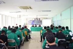 Musyawarah Mahasiswa Himpunan Mahasiswa Elektro UNAS (6)