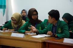 Peserta Kompetisi Debat Mahasiswa Indonesia (KDMI) 2019