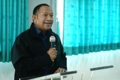 Kepala Biro Administrasi Kemahasiswaan Kamaruddin Salim, S.Sos.,M.Si.