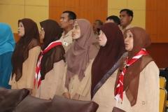 Para guru peserta pelatihan e-learning google classroom